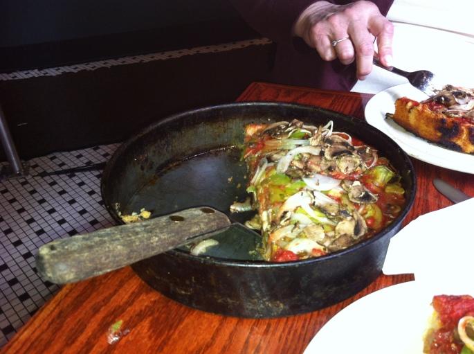 ONO home of deep dish