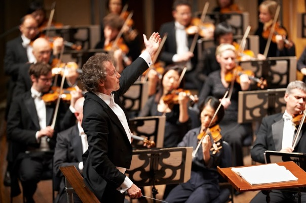 Franz Welser-Möst and The Cleveland Orchestra  Photo by Roger Mastroianni - Copy