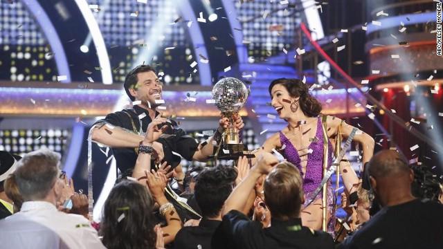Meryl and Max win