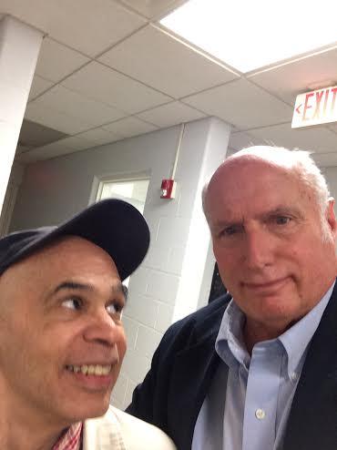 with Joe Sims
