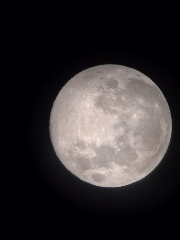 'super' moon
