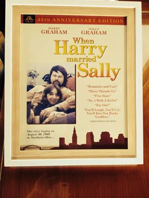 My friend's Harry and Sally were married in 1969 on Aug 30.