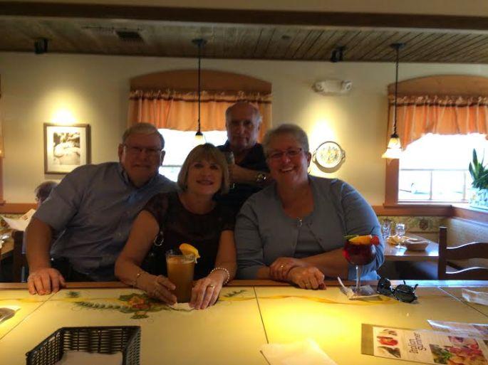 Gary, Marcy,Me, Sharon