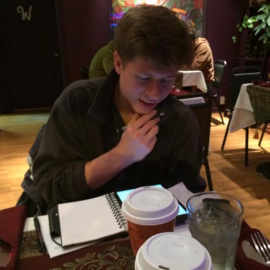 My Russian tutor, Danill