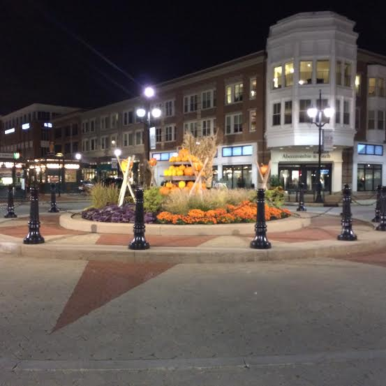 Crocker Park in the Fall of 2014
