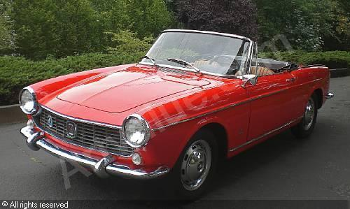 The first car I owned - Fiat 1500