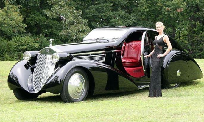 British car...
