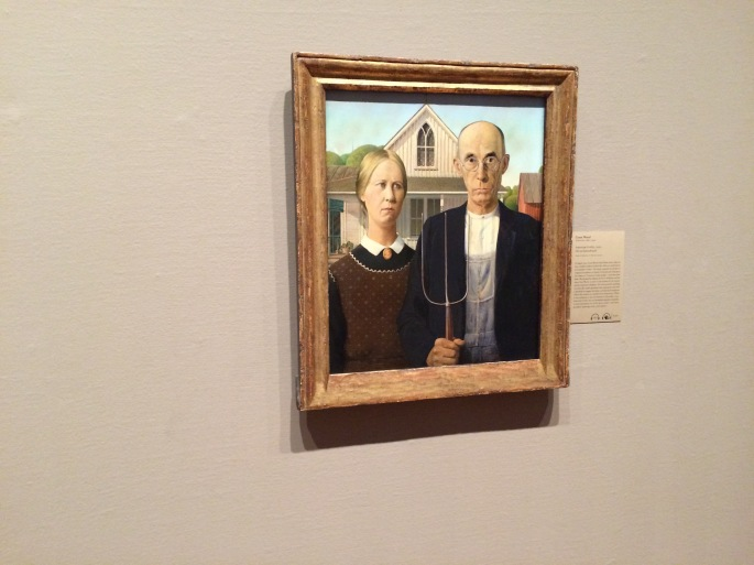 very American Gothic