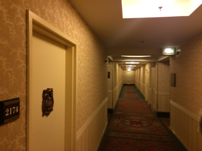 classic old style hotel...