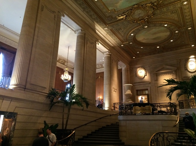 Lobby of Chicago
