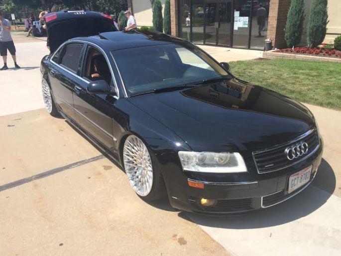 entry level Audi