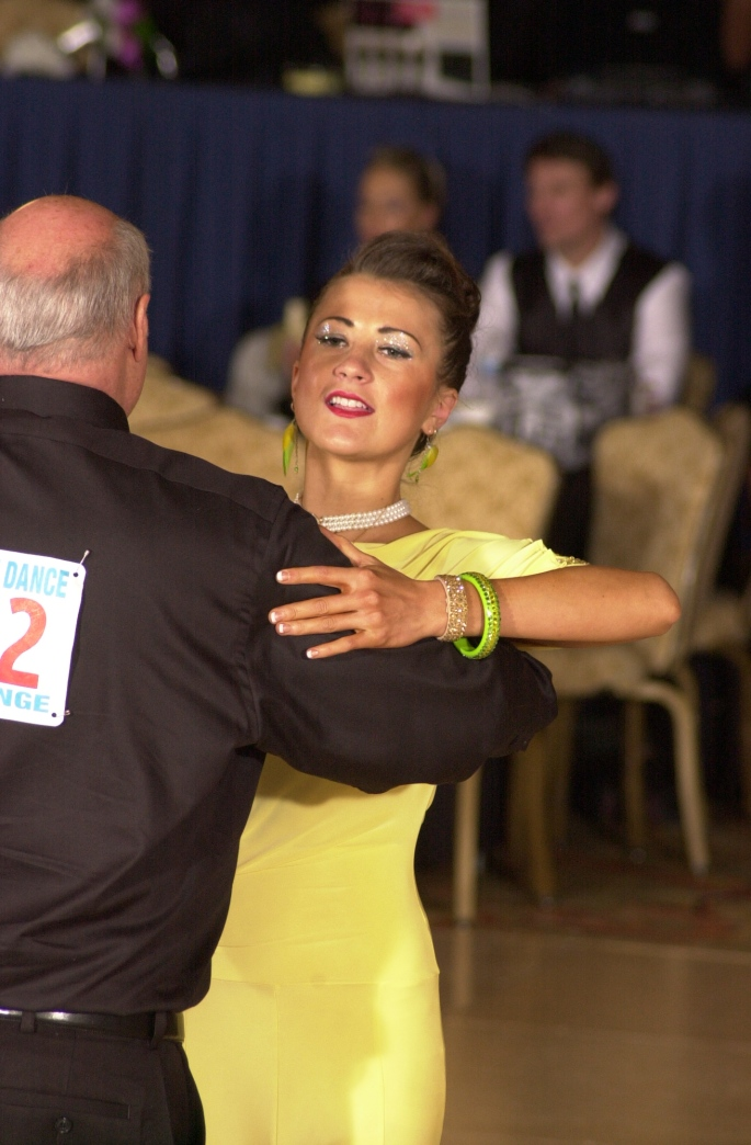 competing - April 2013