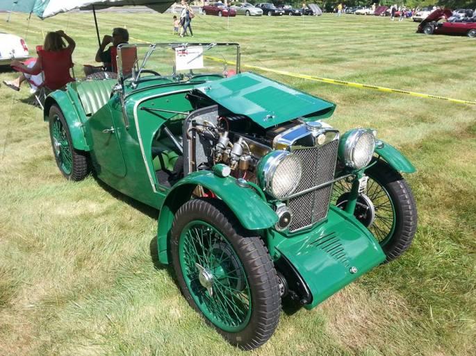 1933 MG