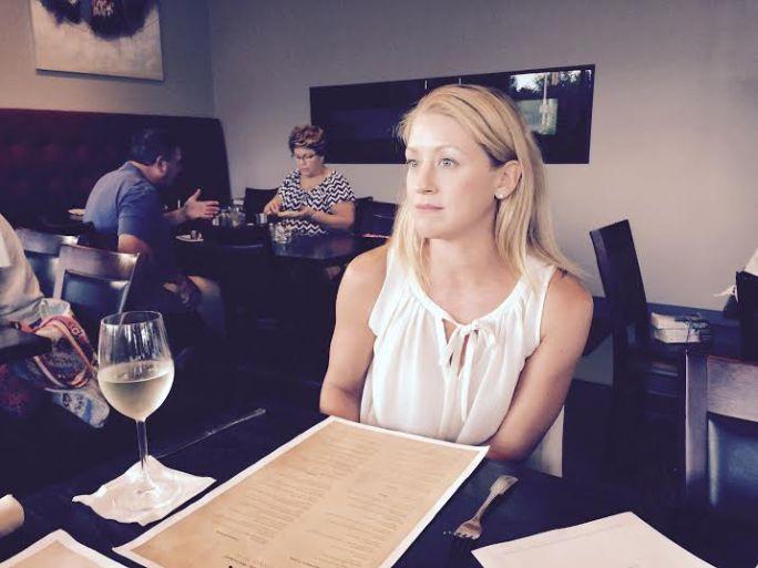 Jen at Hecks