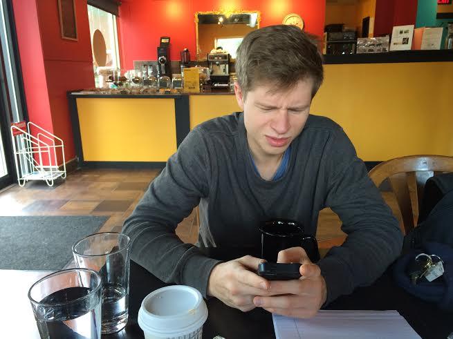 Daniil at T