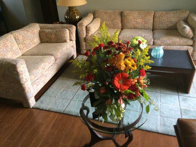 Dems sent flowers...