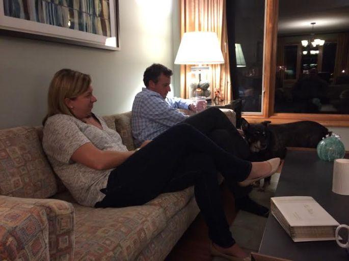 Allen and Sarah