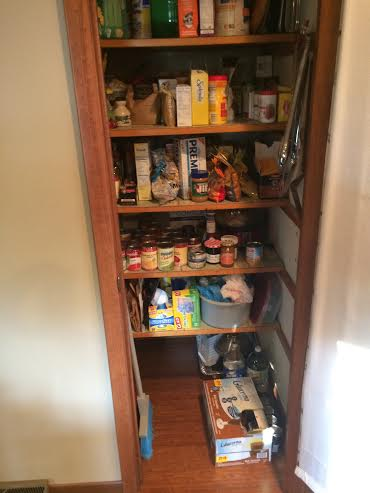 Pantry, post org