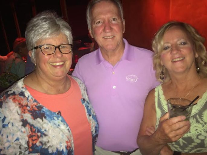 Sharon, Dave, and Jeanne