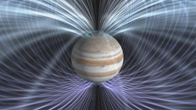 Jupiter mag field