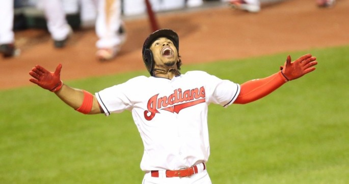 Lindor is happy!