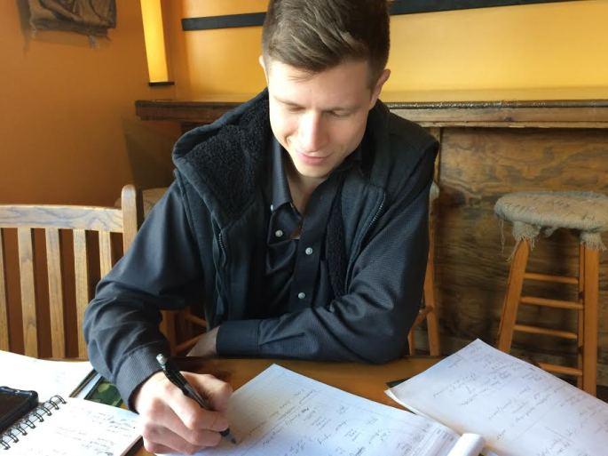 My teacher Daniil